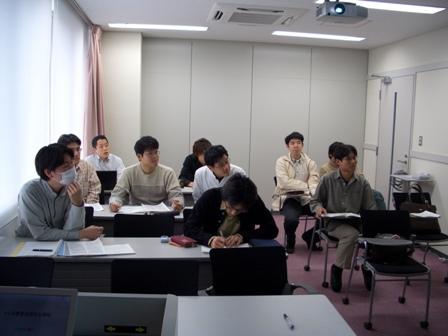 Human SCINT Seminar (2) - Participants